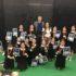 Χρυσό και ασημένιο μετάλλιο για τα διαγωνιστικά τμήματα μοντέρνου χορού του Πολιτιστικού Συλλόγου Λαγυνών στο Thessaloniki  Dance Festival 2019