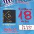 Σάββατο 18 Μαΐου, χορός του Εθνικού Λαγυνών στο Cafe Bar Soiree